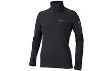 Marmot Women's Helix 1/2 Zip LS black